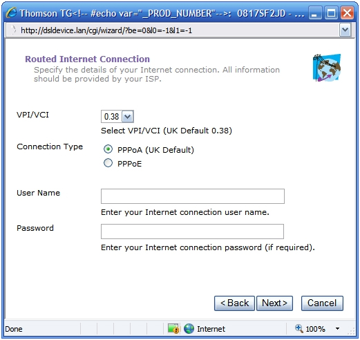 Manual Router and Modem Configurations