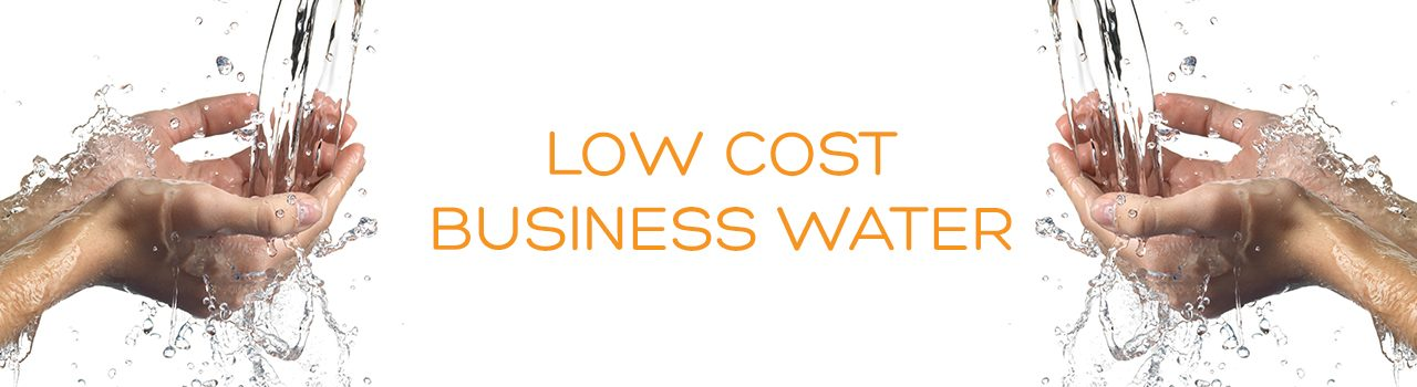 low cost water